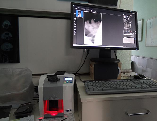 Odontología radiografia hospital veterinario san vicente 2