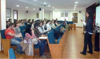 Jornada Endocrinología pequeños animales celebrada en Burgos