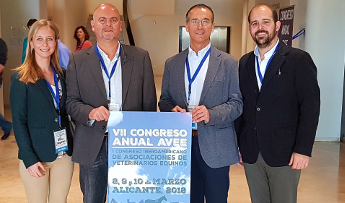 The Association of veterinary specialists in equidae of Spain celebrates its annual Congress and the I Iberoamerican Summit in Alicante